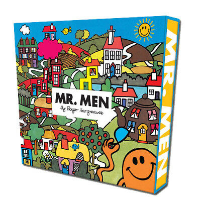 Mr. Men: Deluxe Treasury: The Complete Collection 9781405279192 NEW [Paperback]