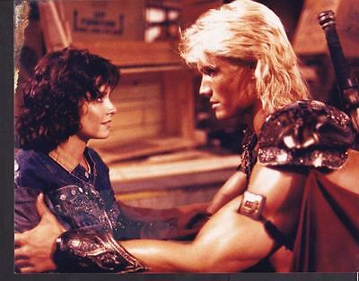 Dolph Lundgren Courteney Cox Masters of the Universe 1987 movie photo 18944