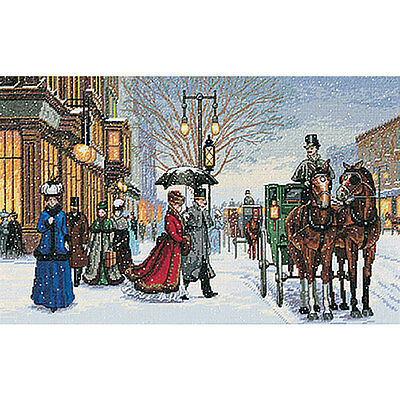 'Gracious Era' Counted Cross Stitch Kit