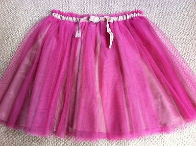 Girls Mini Boden Skirt Age 11-12 Yrs Gd Condition