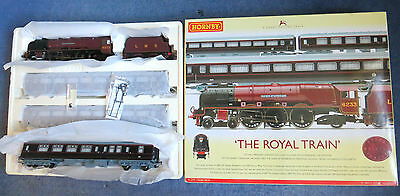 Hornby R2370 Oo The Royal Train Pack Lms Duchess Of Sutherland Loco/coaches Mib