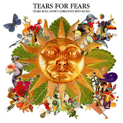 Tears For Fears ( New Sealed Cd ) Tears Roll Down / Greatest Hits / Very Best Of