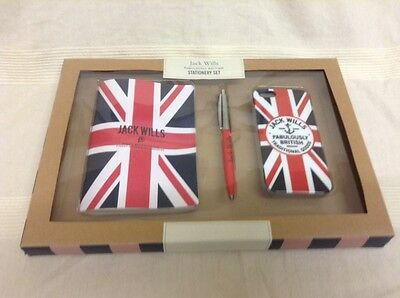 Stationery Set by Jack Wills iPhone 5 Case New