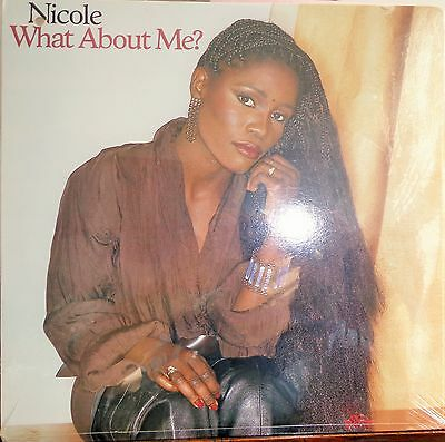 Nicole - What About Me (sealed U.S. album)