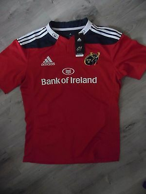 Maillot rugby du munster neuf étiquette taille XL ireland
