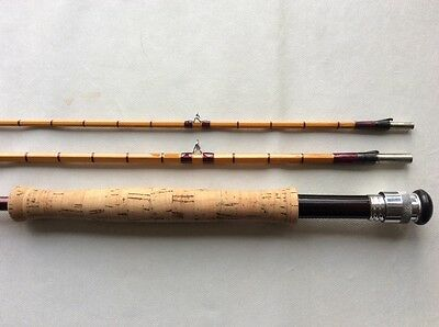 10ft Hardy Gold Medal Fly Rod
