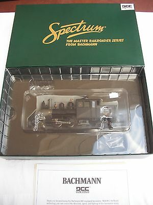 Spectrum 25478 DCC 2-4-4 Forney, Undecorated, Steam Locomotive Engine,On30 Scale
