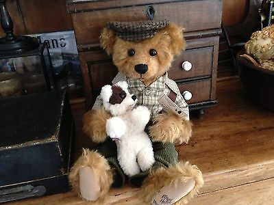 Mary Holstead Bear And Friends ( U S A) For Teddy Bears Witney. William And Spot