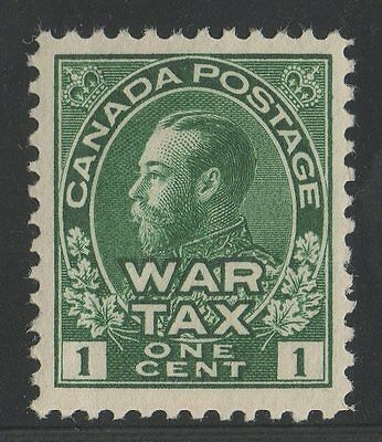 MR1 WAR TAX Canada mint ..