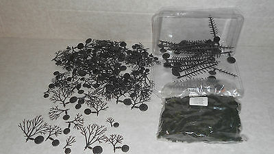 A large collection of new Model Railway trees ' kits to bulid ' 00/N gauge