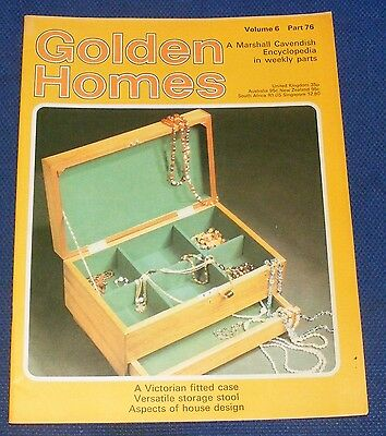 Golden Homes Magazine #76 - Home Fabrics - Lampshade In Macrame