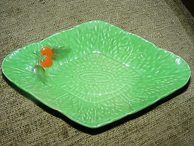 Carlton Ware Lettuce and Tomato Small Dish Made In England