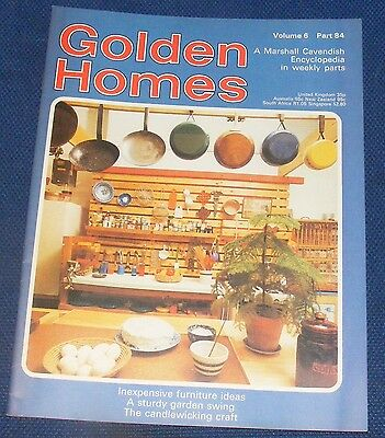 Golden Homes Magazine #84 - Home Fabrics - Choosing Colours For Embroidery