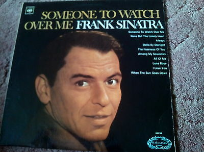 Frank Sinatra - Someone To Watch Over Me - 1968 #746312