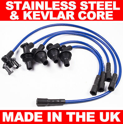 High Performance 8Mm Ht Ignition Leads Renault Clio Laguna Megane Scenic 1.8 2.0