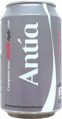 1  Coca  Cola  Light  Antia   Dose  Leer  Aus  Spanien  2013