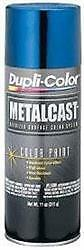 Duplicolor MC201; Metalcast (TM); Heat Resistant To 500 Degrees Fahrenheit