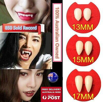 Fancy Halloween Costume Party Zombie Vampire Werewolf Fangs Tooth Cap Prop