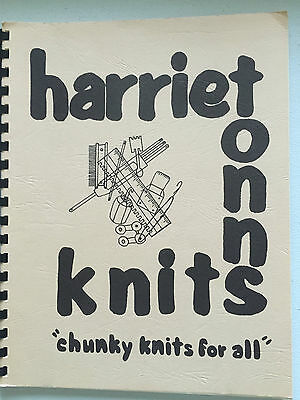 Harriet Tonns Knits - Chunky Knits for All