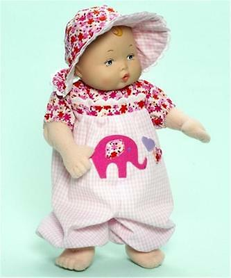 Madame Alexander My First Baby Pink Elephant Doll