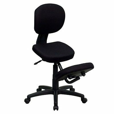 Flash Furniture WL-1430-GG Mobile Ergonomic Kneeling Posture Task Chair in New