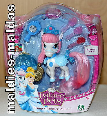 Palace Pets Primp & Pamper Pony Bibbidy Bibbi NEU/OVP Disney Princess