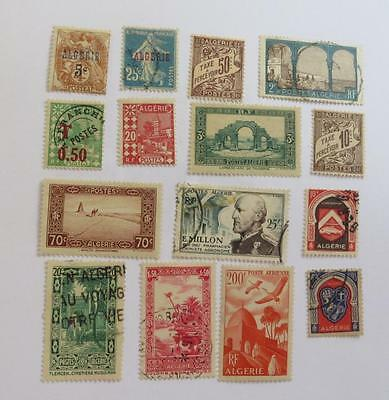 France Algeria small colection