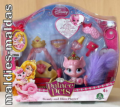 Palace Pets Beauty und Bliss Beauty Bella Spielset NEU/OVP Disney Princess