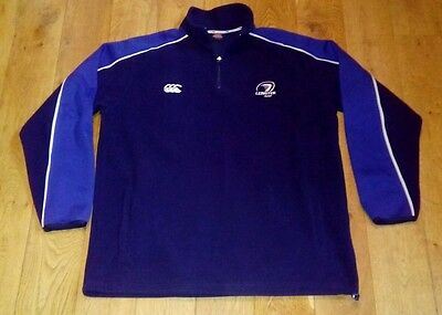 Leinster Rugby Union Fleece Xl