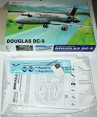 Douglas DC-9 (Aero Republica Colombia) in 1/144 von AZ-Models