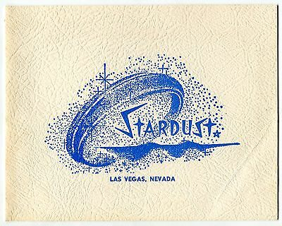 "Old Souvenir Photo: ""Stardust"" Hotel [Las Vegas, Nevada]"