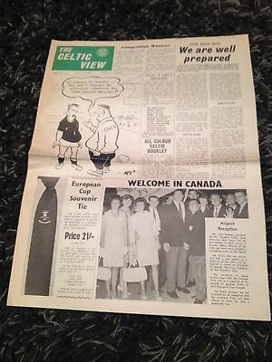 The Celtic View-Issue No.103- July 26, 1967