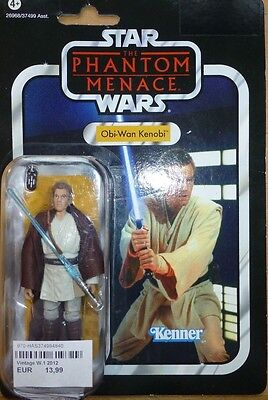 Star Wars Actionfigur Vintage Collection: VC76 - Obi Wan Kenobi