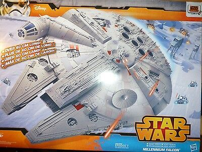 Star Wars Actionfigur MILLENNIUM FALCON SPACESHIP MODEL HERO SERIES