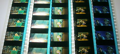 Disney's - Tangled-  Rare Unmounted 35mm Film Cells - 5 Strips
