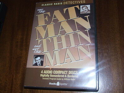 The Fat Man and Thin Man (Old Time Radio) by Original Radio Broadcasts