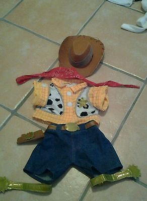 Build a bear clothes / Woody Toy Story outfit.