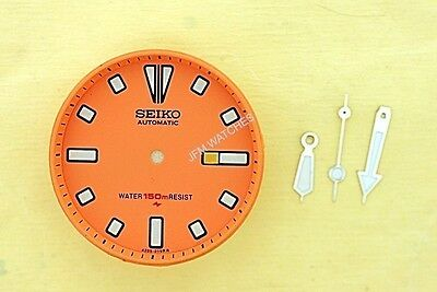 Watches, Parts & Accessories New Seiko Purple Dial Hands Minute Track Set For Seiko 7002 7000 Watch Nr#219
