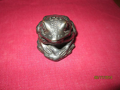 """~~~~Rare Small Antique """"bronze"""" Frog~~~A Real Nice Antique"""