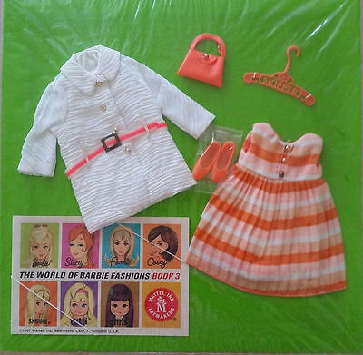 Vintage 60s Barbie SKIPPER Mod Era Set TRIM TWOSOME #1960 VHTF NRFC!!!