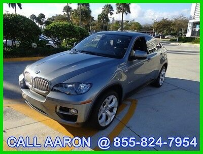 2013 BMW X6 WE SHIP, WE EXPORT, WE FINANCE 2013 BMW X6 XDrive 50i LUXURY SUV LOW MILES RARE CAR MSRP WAS OVER $75000!!!