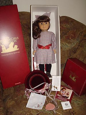 American Girl Doll Samantha + Accersories