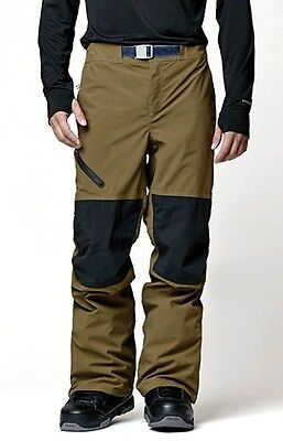 HOLDEN Men's CRESCENT Snow Pants - Olive - Large - NWT