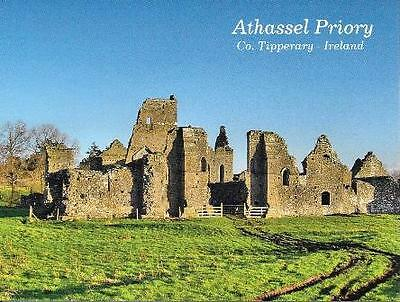 Postcard Athassel Priory Co. Tipperary Ireland
