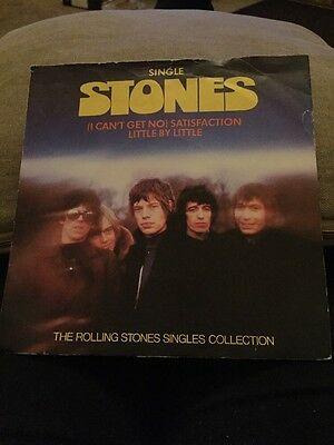 Rolling Stones (I Can't Get No) Satisfaction 45rpm