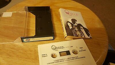 Queen at the beeb  cassette