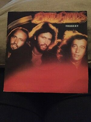"""Bee Gees Tragedy 45rpm 7"""""""