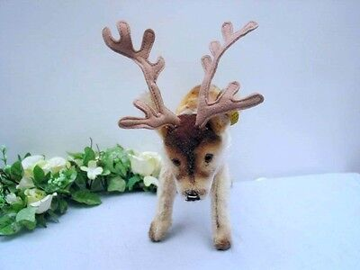 STEIFF  REINDEER RENNY, 22 cm  with all ID's