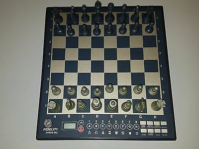 Fidelity Electronic Chess Pal Challenger Model 6116