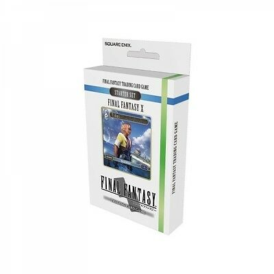 Final Fantasy Trading Card Game Final Fantasy 10 Starter Set Brand New